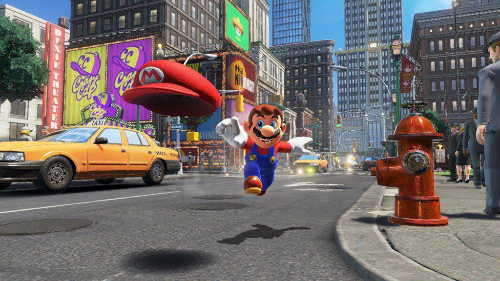 Tech News: Super Mario Odyssey