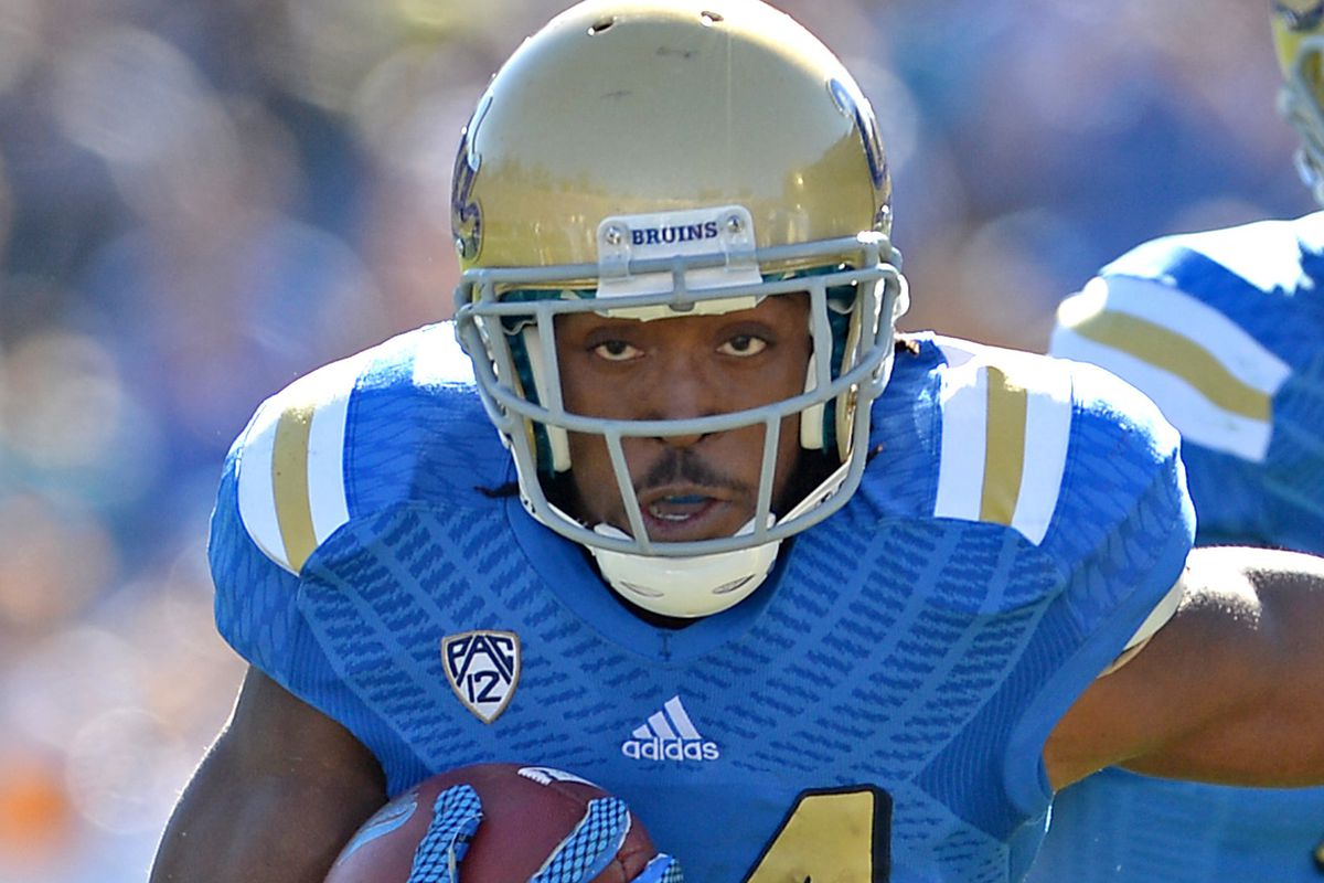RB Paul Perkins will lead the Bruin Offense into Spring Practice next month