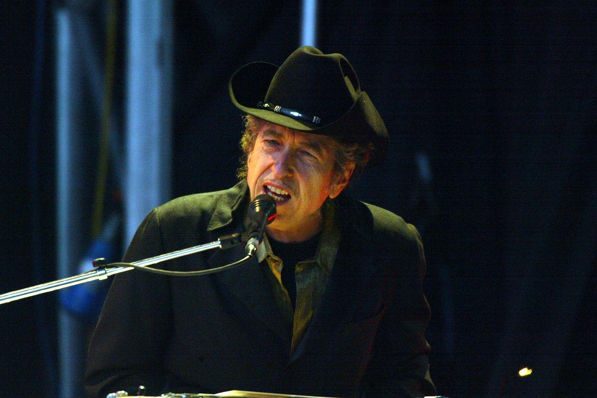 Bob Dylan Plays The Fleadh 2004