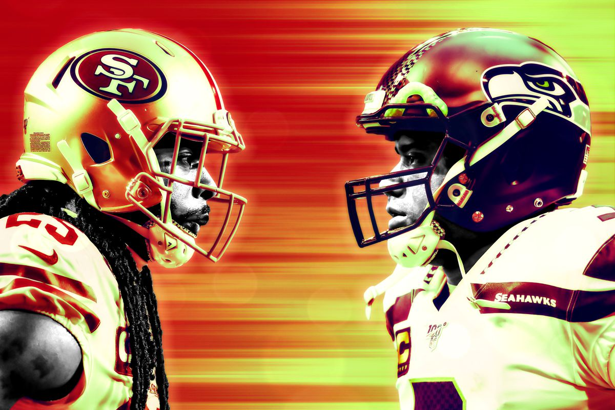 Image result for seahawks vs 49ers