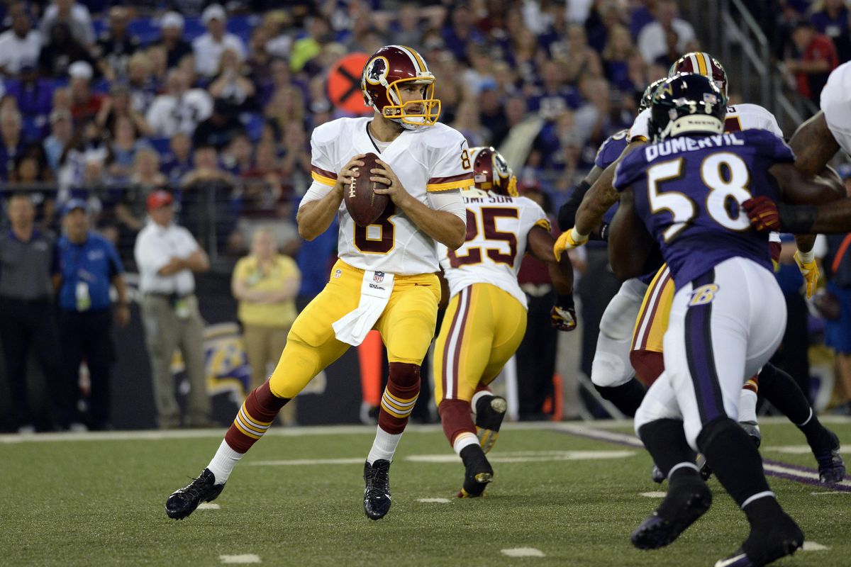 Kirk Cousins has earned himself a starting role in Washington