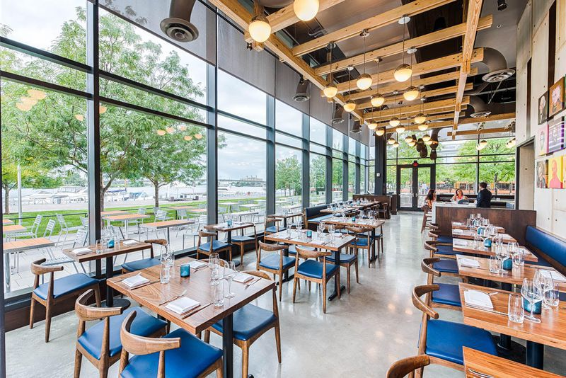 Waterfront Dining Guide Don T Just Pay For The View Eater Dc