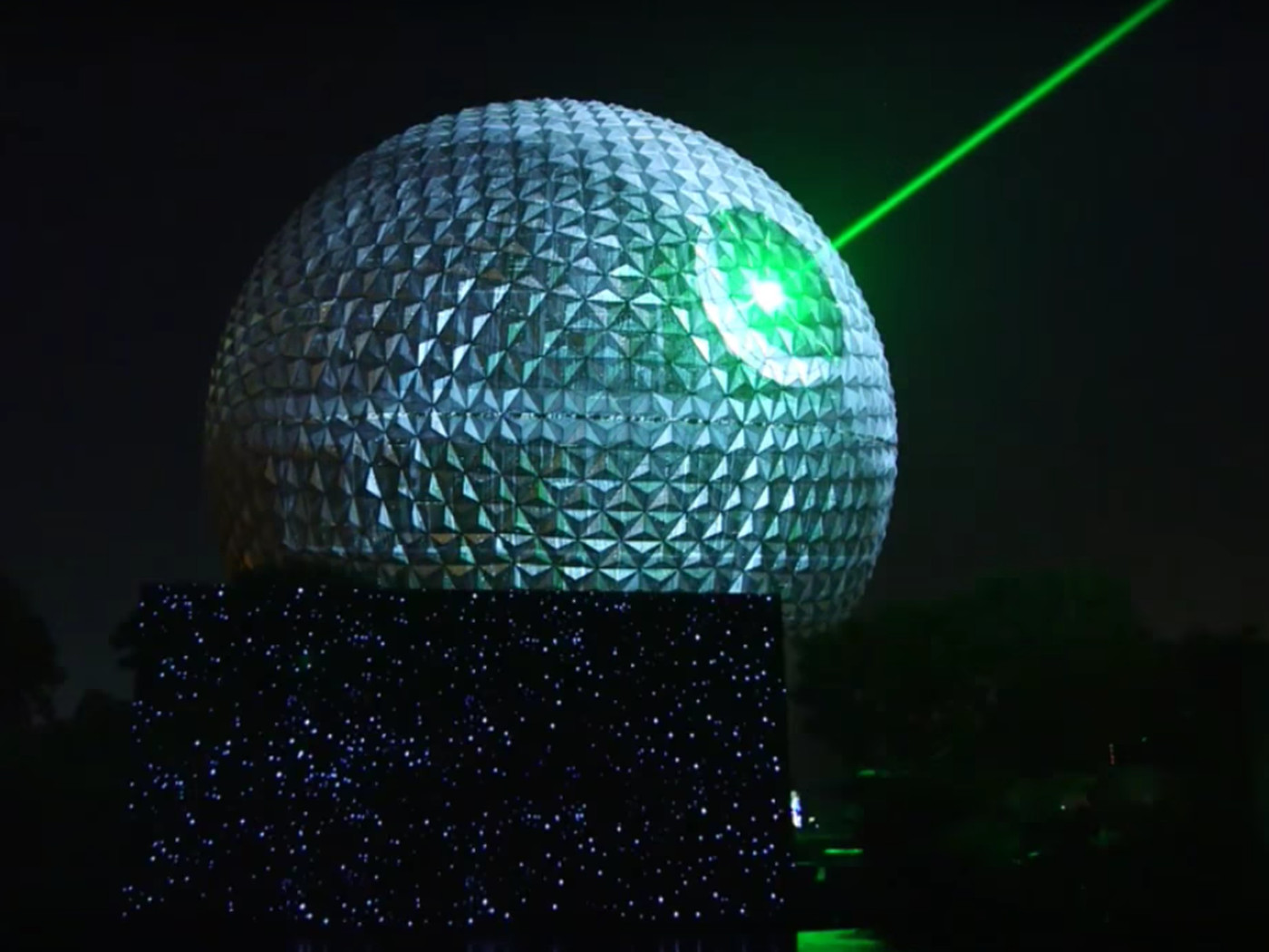 Disney put a Death Star in the middle of its theme park devoted to international harmony - The Verge