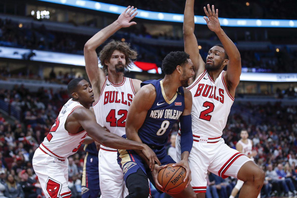 c7bc4611c092 Bulls trade rumors  No buyout yet for Robin Lopez
