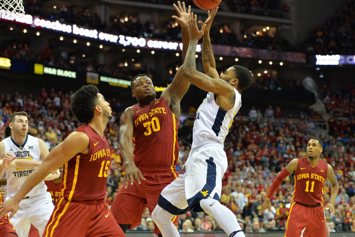 f58f140d04c9 Former Cyclones Square Off in the NBA s Las Vegas Summer League ...