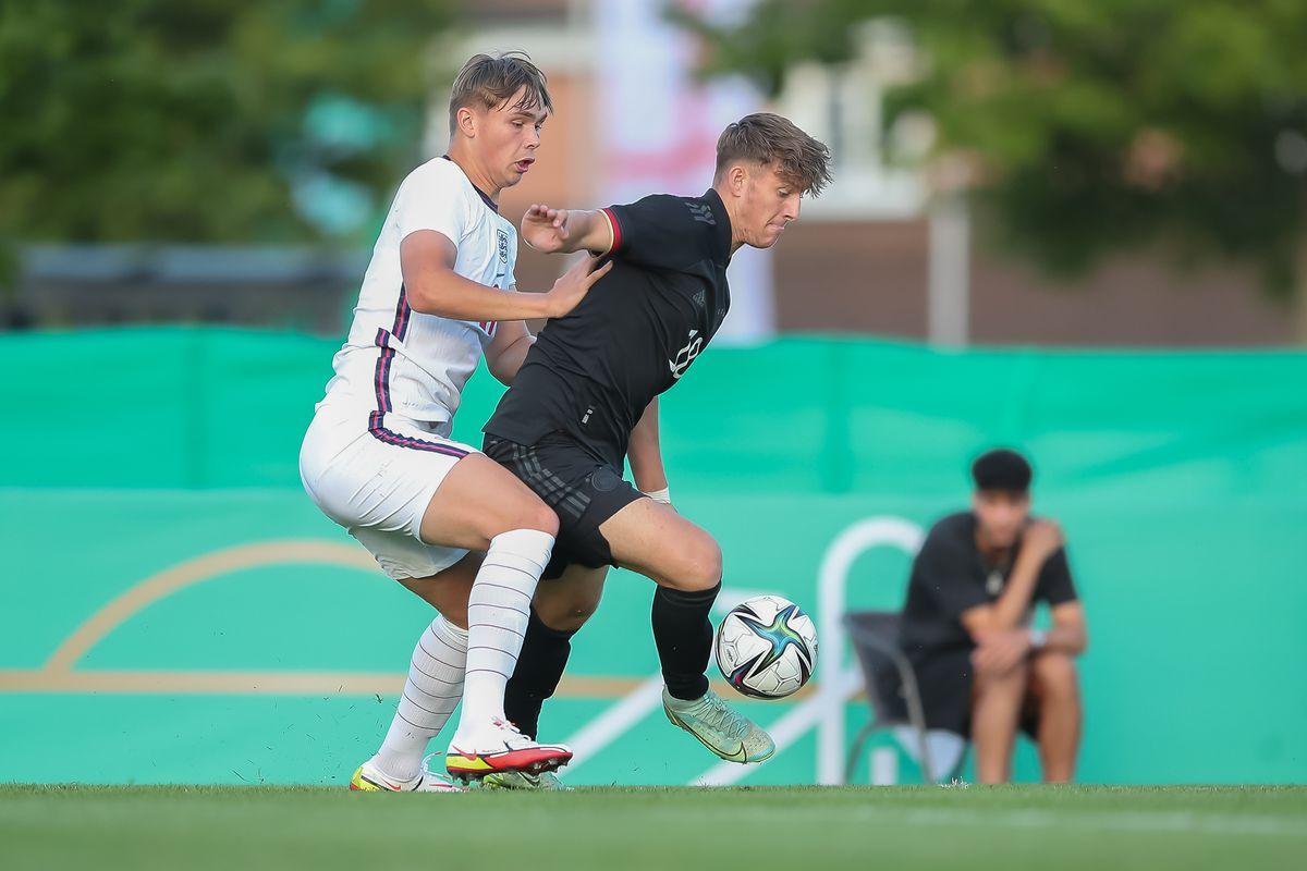 Germany U19 v England U19 - International Friendly