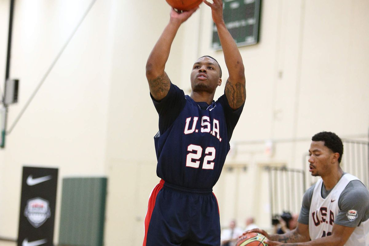 2014 USA Basketball - Chicago