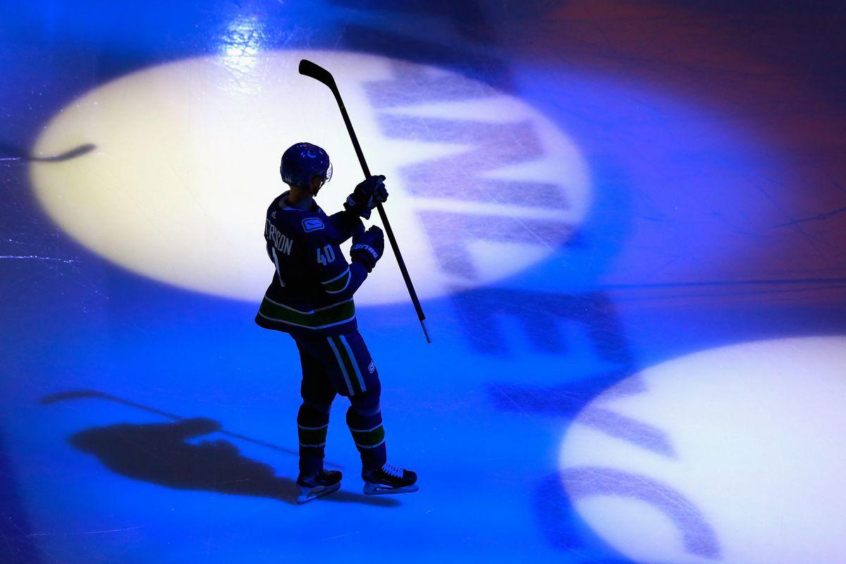 St Louis Blues v Vancouver Canucks - Game Four