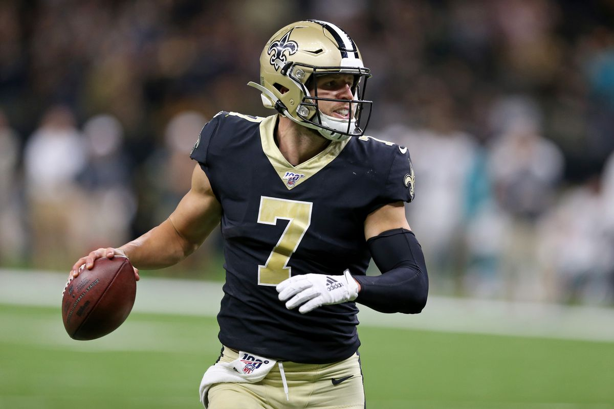 info for f3a3e ff7f9 Taysom Hill scores for Saints on MNF - Vanquish The Foe