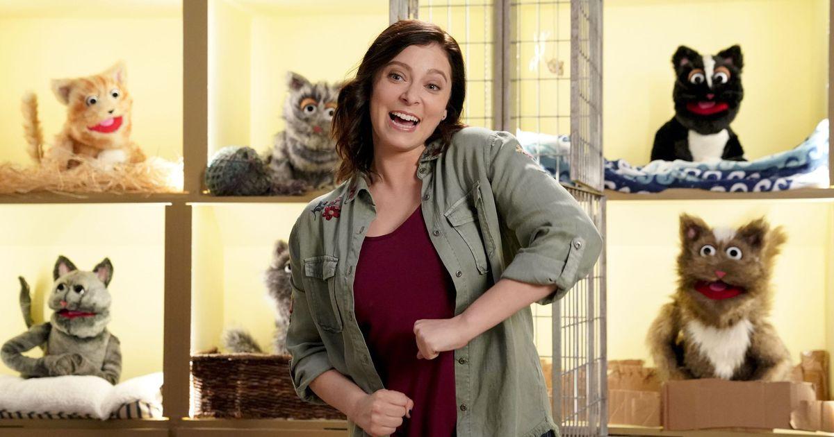 Rachel Bloom in Crazy Ex-Girlfriend.
