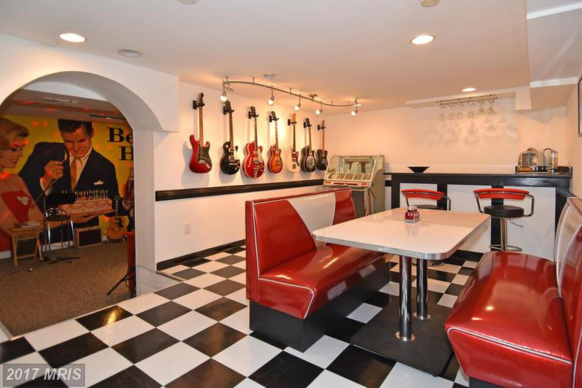 Is This The 50s Diner Of Your Dreams Curbed Dc