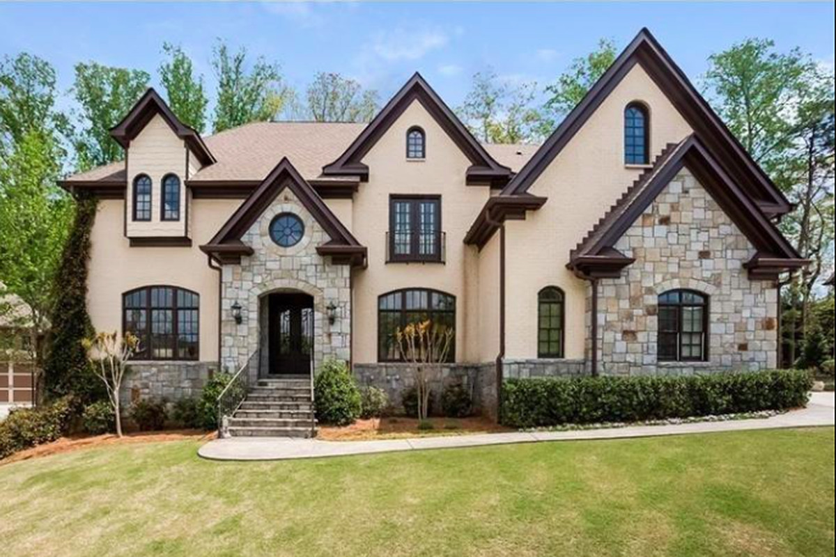 National study building houses in atlanta is easy but for Dream homes in atlanta