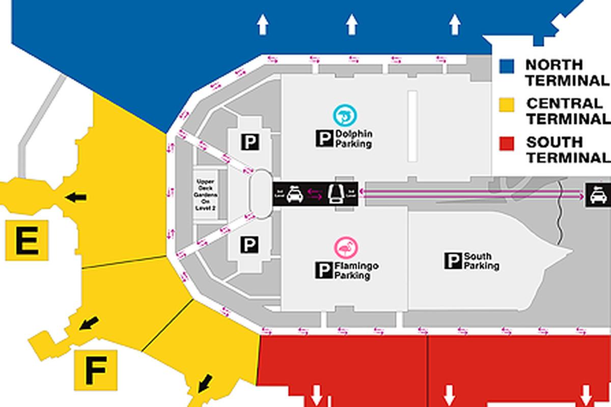 where to eat at miami international airport (mia) - eater miami
