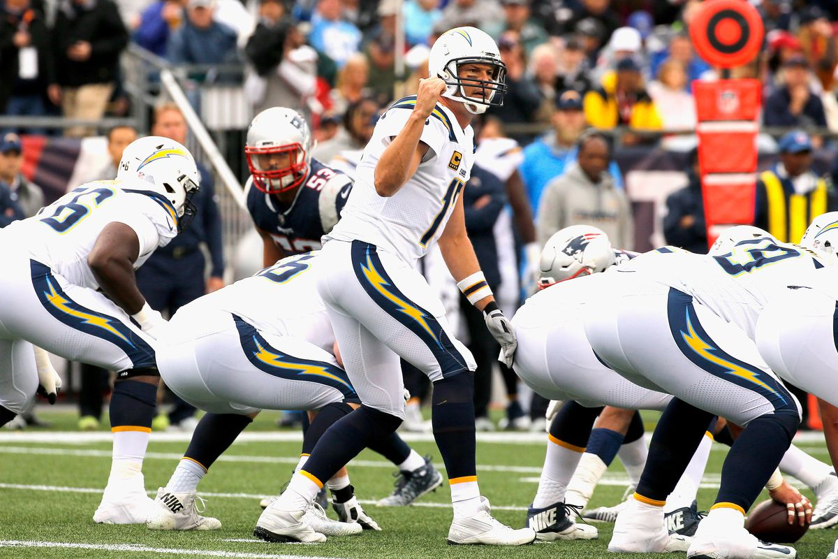 2019 Nfl Divisional Sunday Tune In For Chargers Patriots