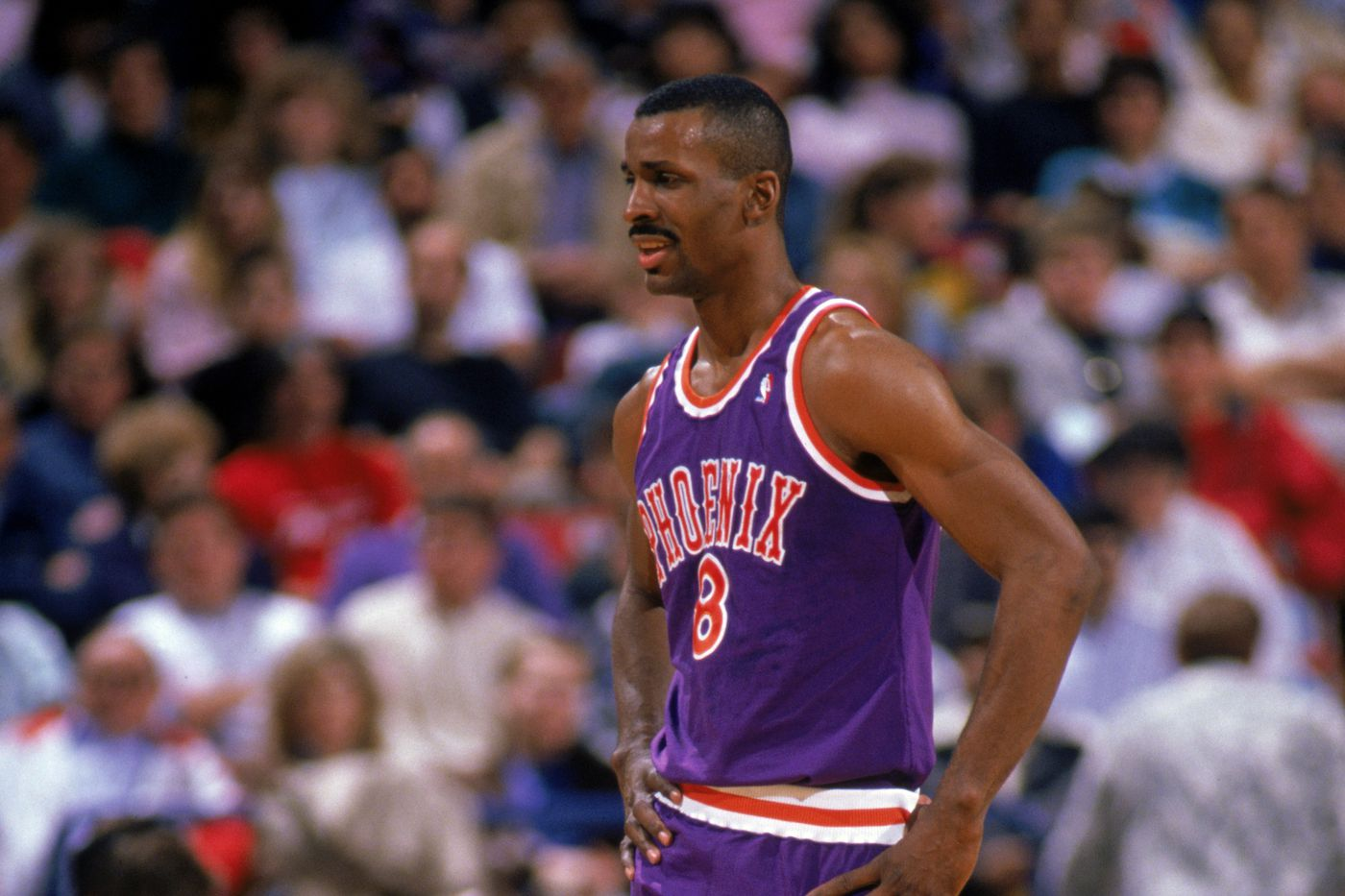 TBT The Phoenix Suns Experience Peak Ed Johnson Bright Side