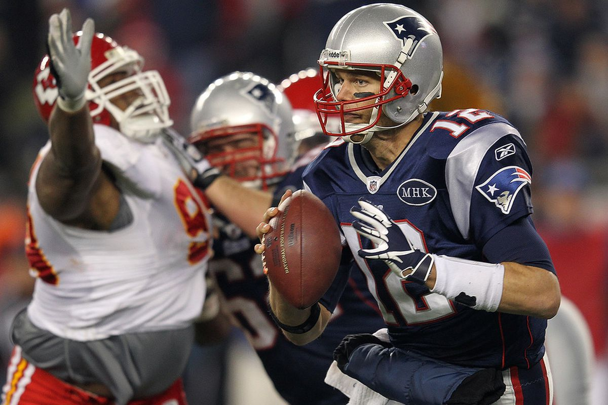 Patriots At Chiefs Monday Night Football Game Time Tv Schedule