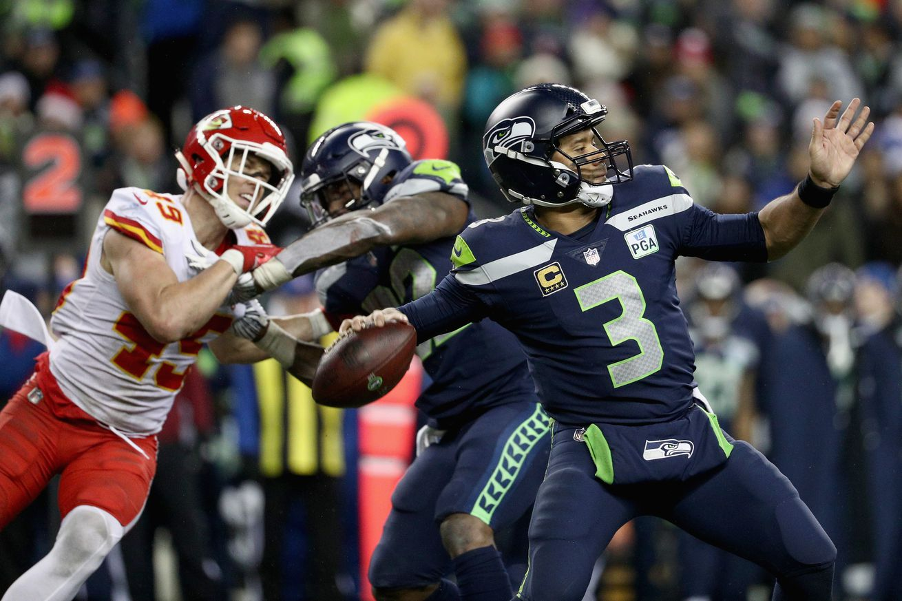 c5ee2a119 2 DAYS AGO - Russell Wilson had another phenomenal season for the Seattle  Seahawks. If 2015 is his masterpiece