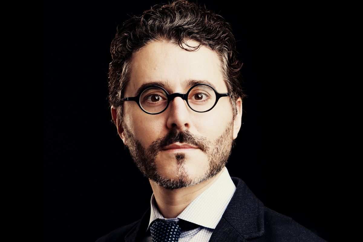 New York Times the Daily podcast host Michael Barbaro