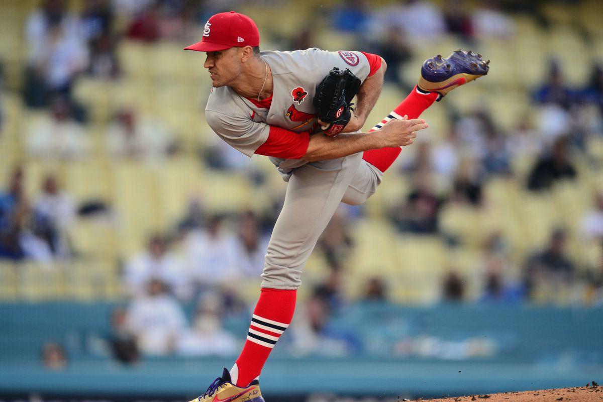 MLB: St. Louis Cardinals at Los Angeles Dodgers