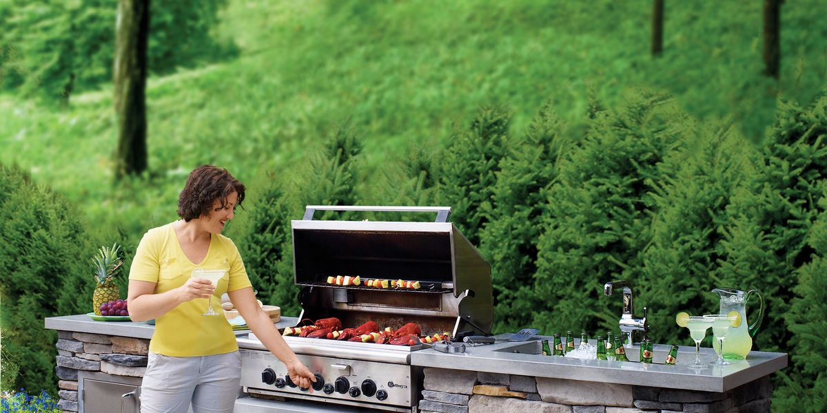 Build Your Own Outdoor Kitchen This Old House,Web Design Company California