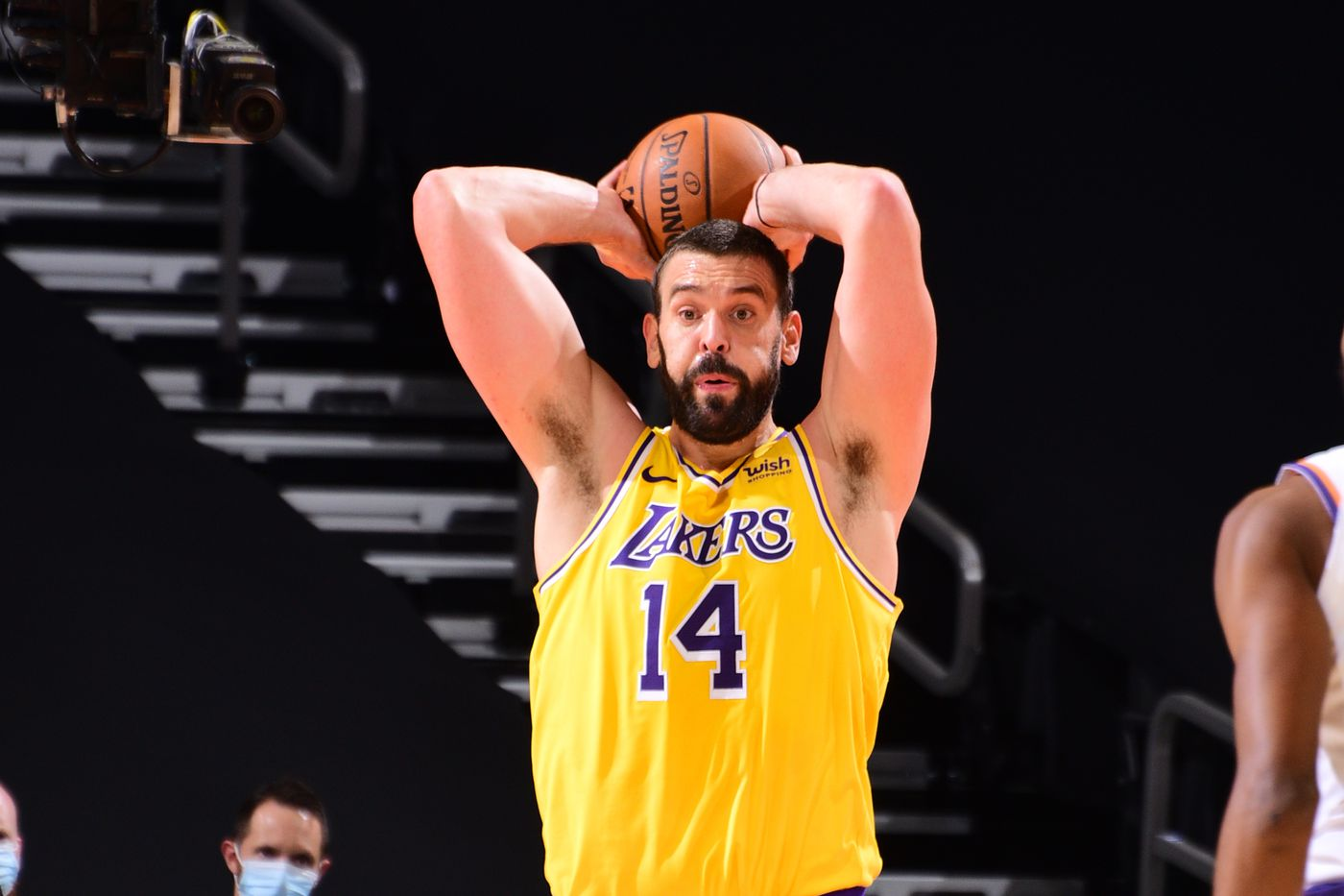 Marc Gasol is the third-most important player on the Lakers - Silver Screen  and Roll