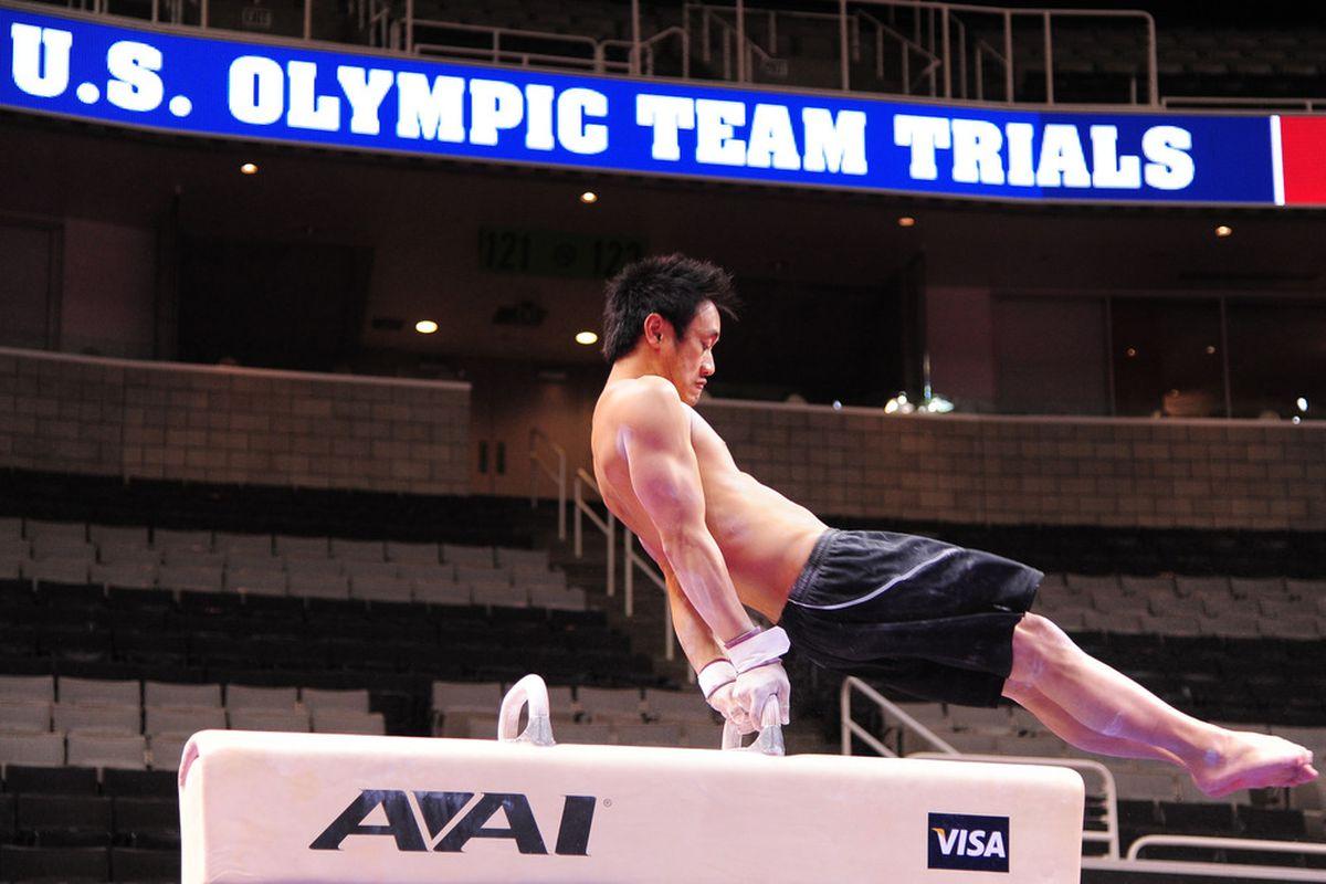 Former Cal Bears, Glen Ishino, will try to make the US Olympics team.