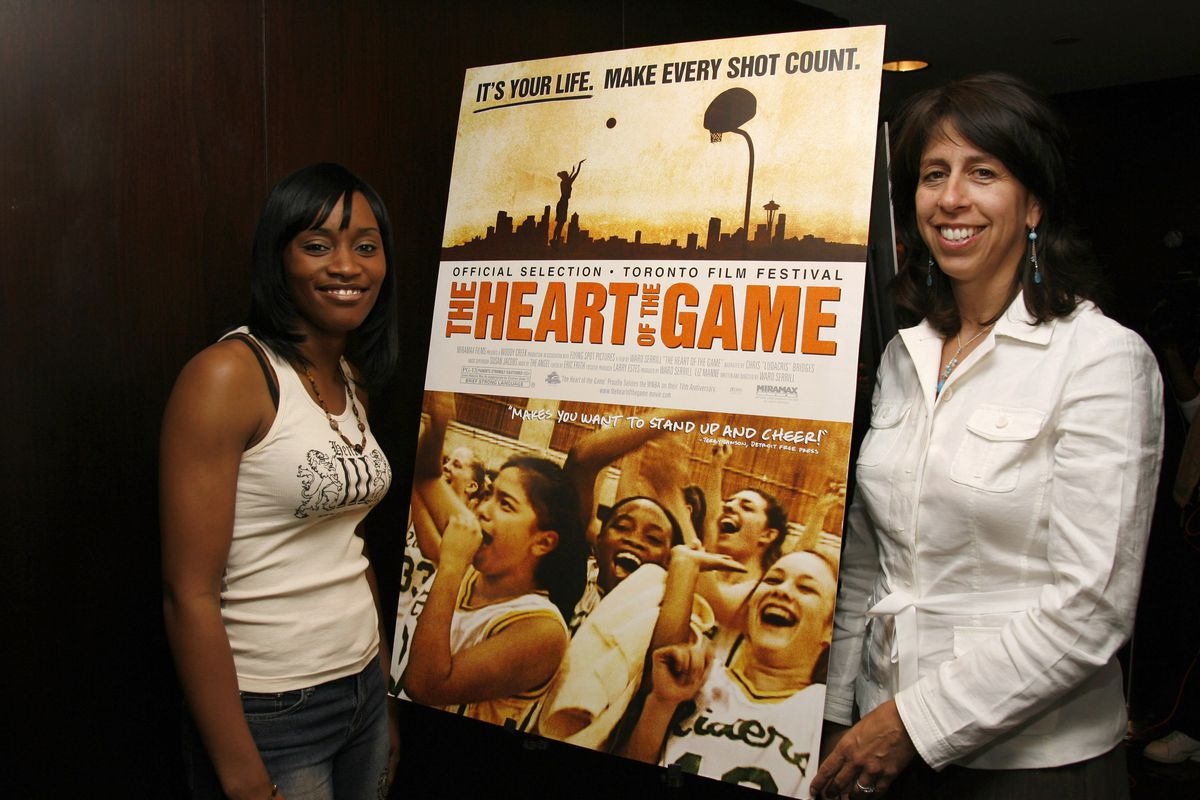 """Special Screening of Miramax's """" The Heart of the Game"""""""