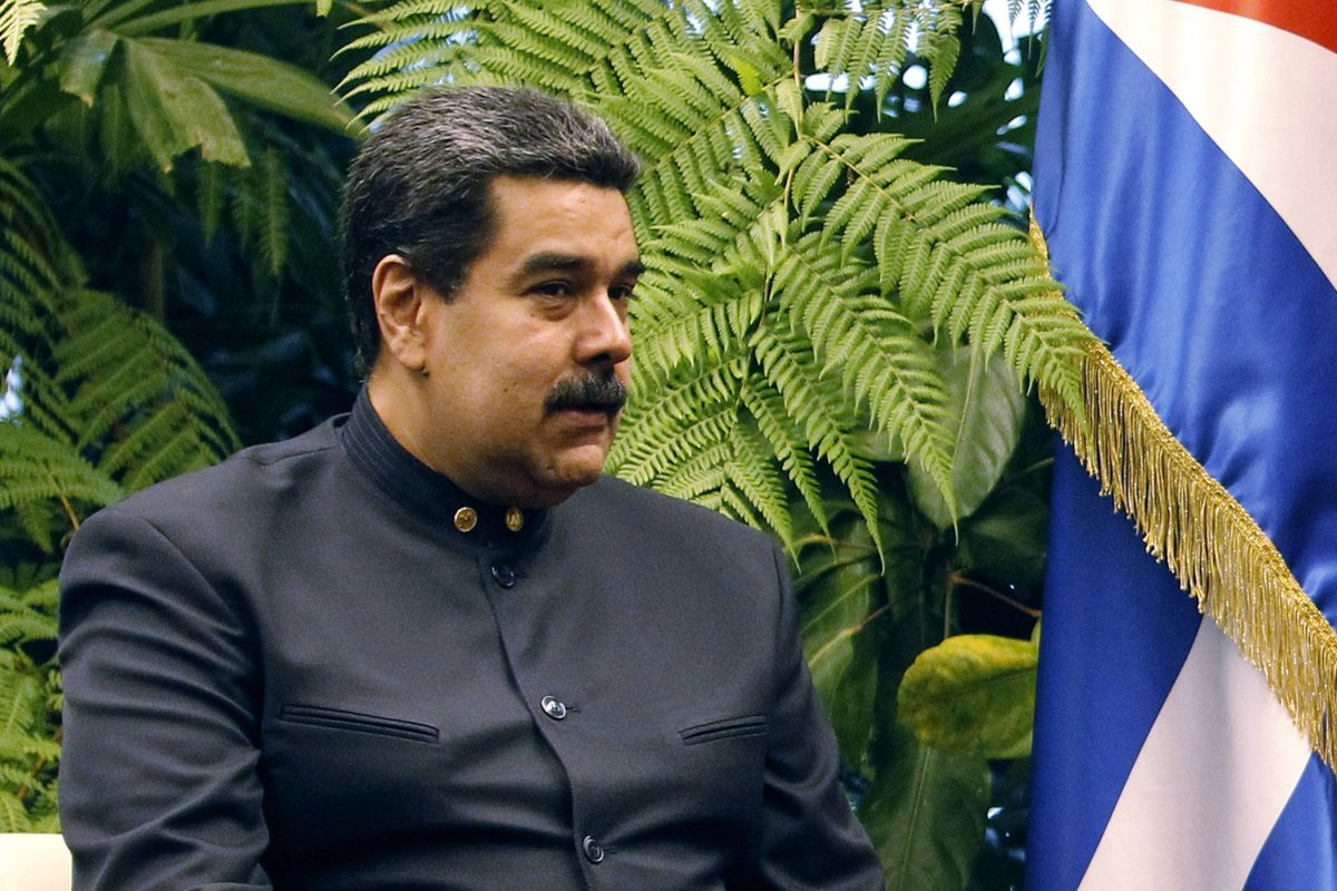 President of Venezuela Nicolas Maduro Official Visit to Cuba