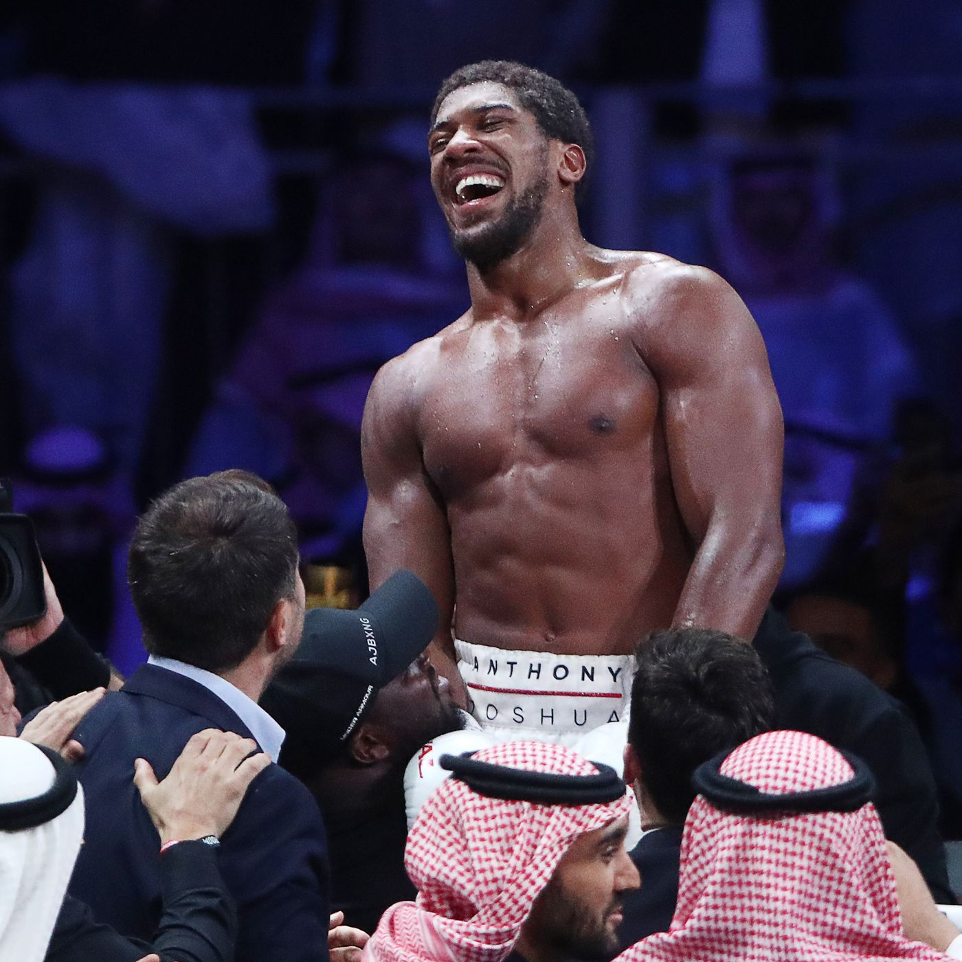 Anthony Joshua: Wilder told the world he ducked me to fight Fury - Bad Left  Hook
