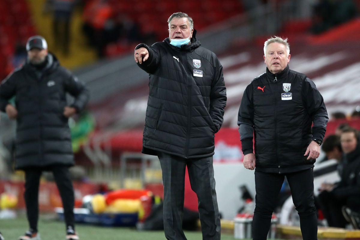 Liverpool v West Bromwich Albion - Premier League - Anfield