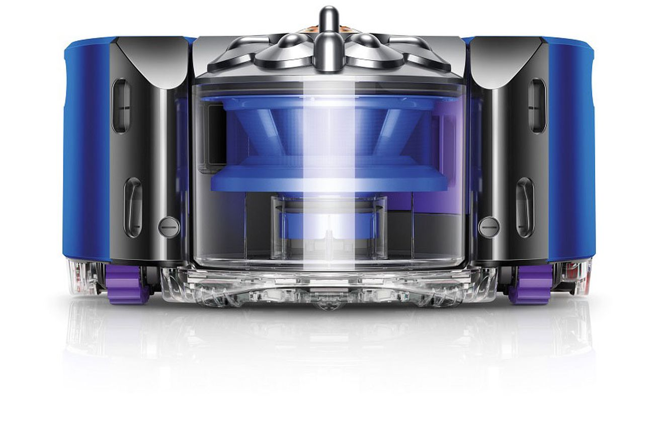dyson announces its new robot vacuum the 360 heurist