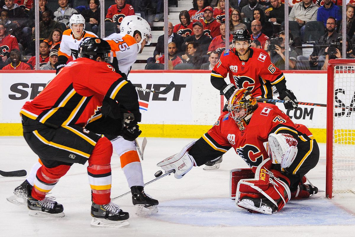 Flames 3, Flyers 1: What we learned in the first yikes game of the season