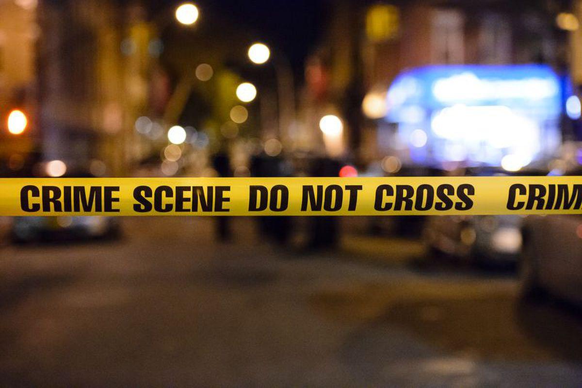 Crime/police scene