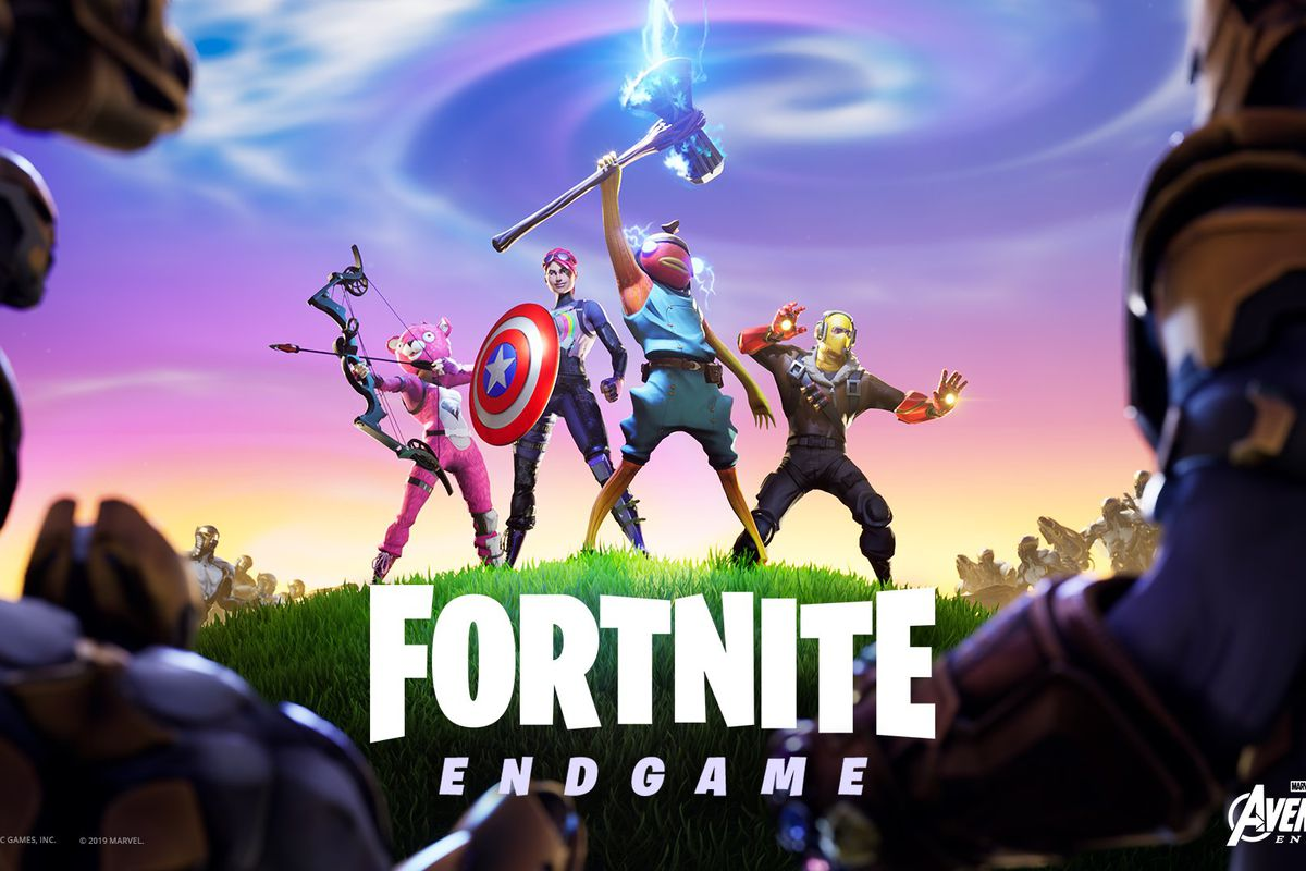 fortnite s avengers endgame crossover is one of the best superhero games i ve ever played - thanos mode fortnite trailer