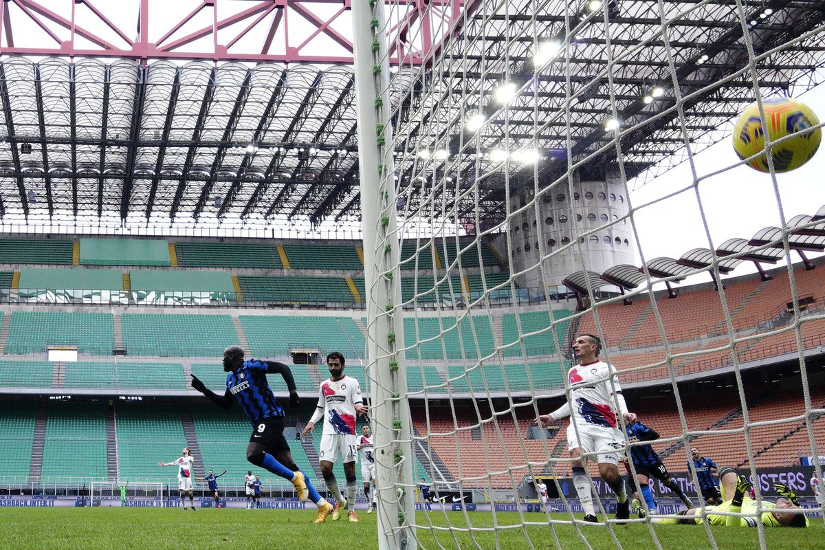 Internazionale v Crotone - Italian Serie A