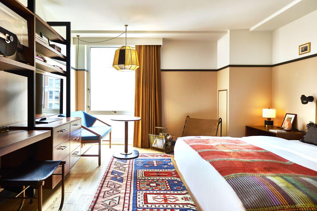 Model Room Of Eaton Dc Adrian Gaut Courtesy Work