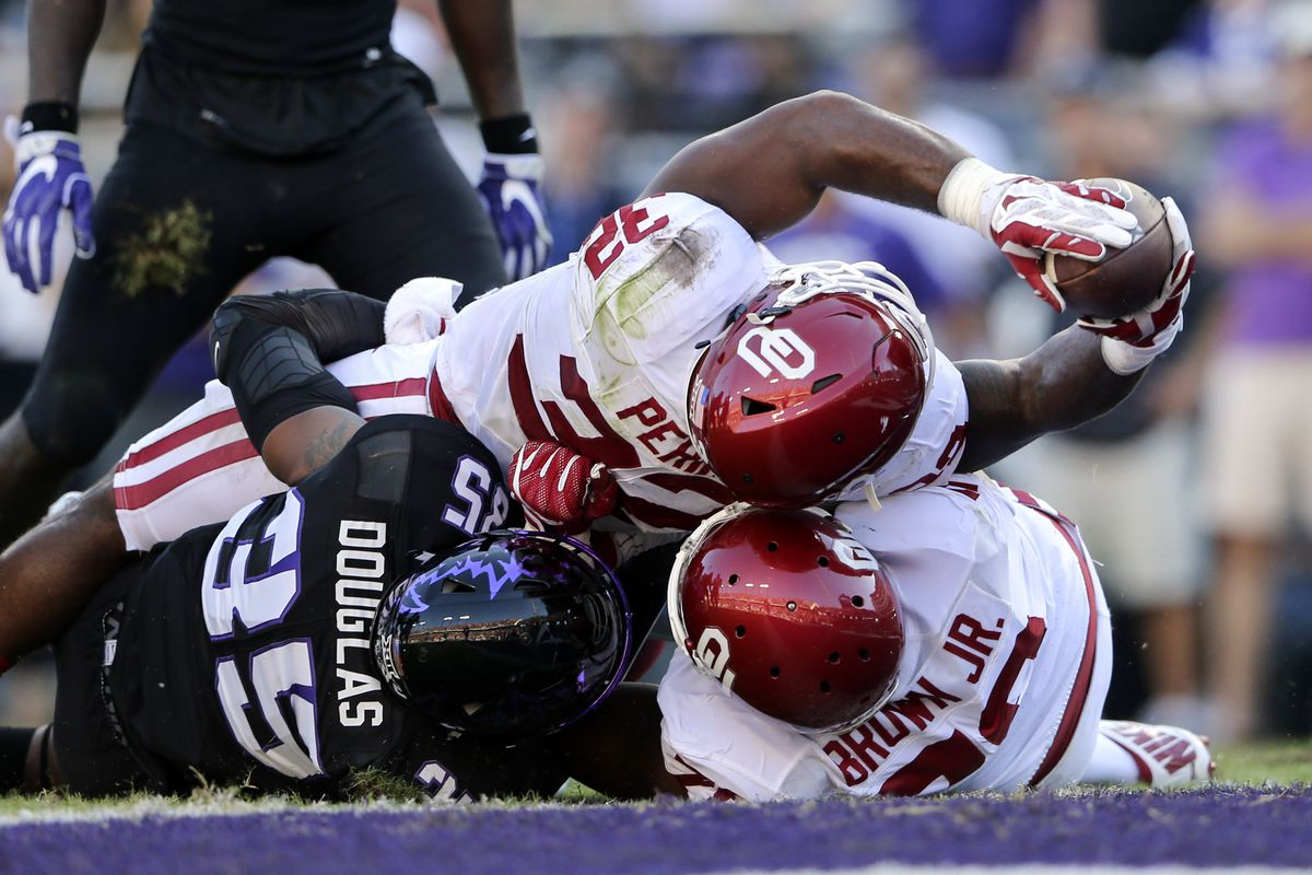 OU brought consistent effort and play, TCU did not.