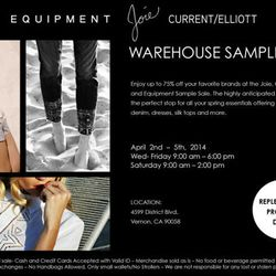 """<span class=""""credit"""">Flyer via Current/Elliott, Equipment and Joie</span>"""