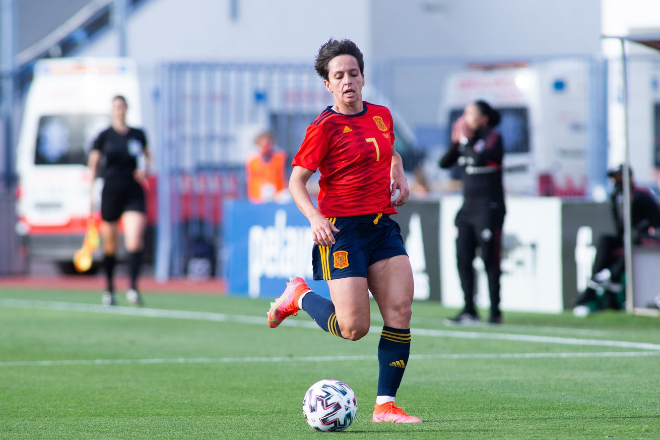 Corredera Called Up To Spanish National Team While Teresa, Olga, & Lucía Have To Drop Out