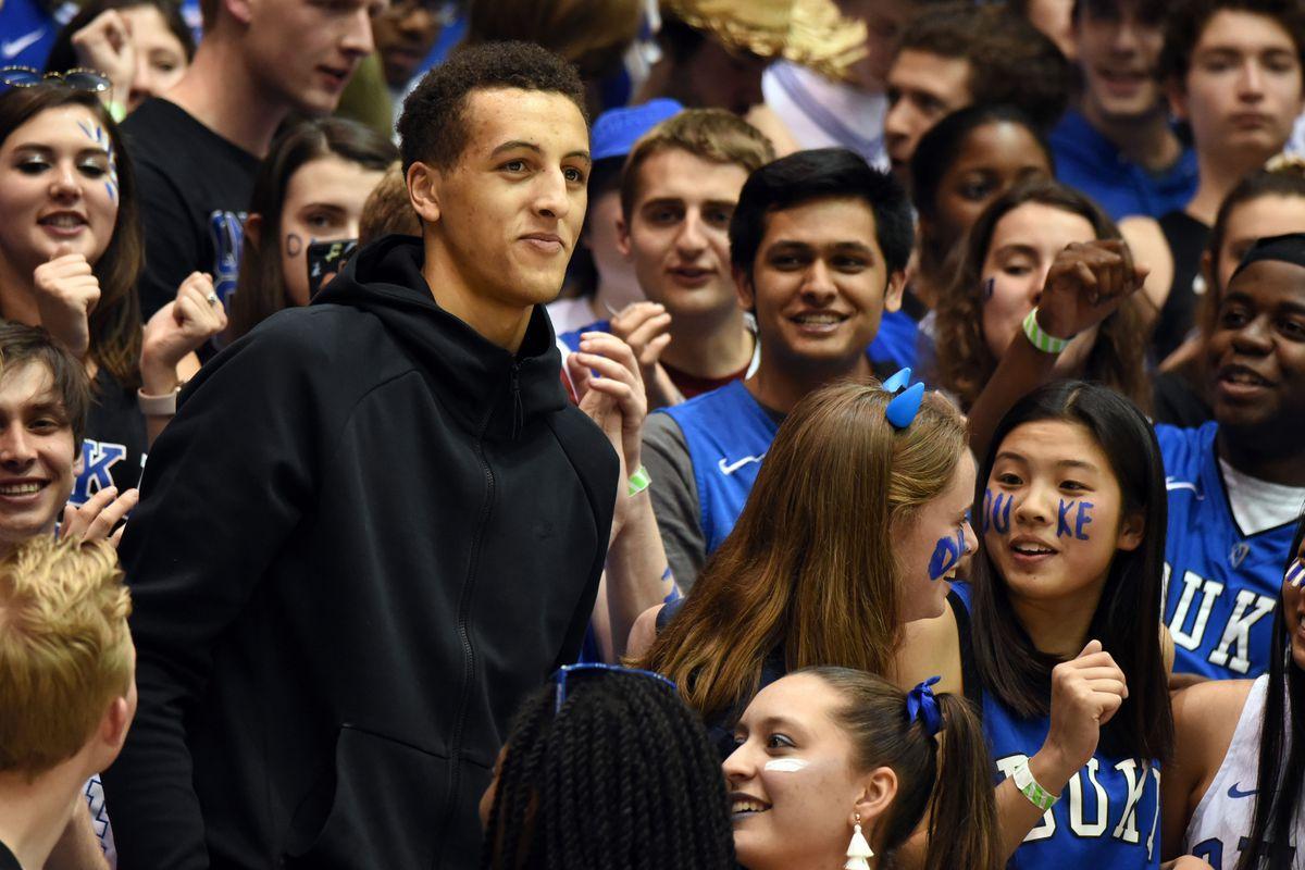 NCAA Basketball: Virginia Tech at Duke
