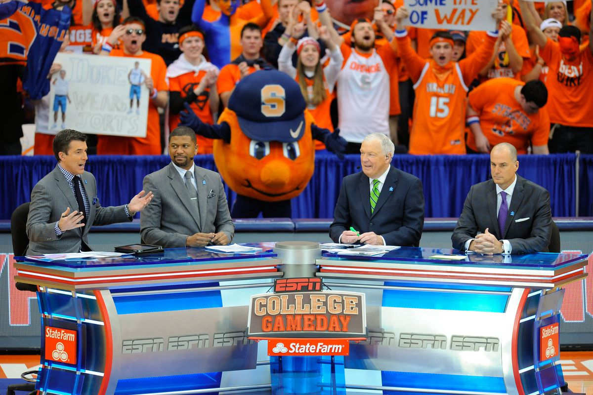 Everything You Need To Know For Syracuse Duke And Espn College