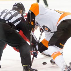 Fehr and Giroux Faceoff