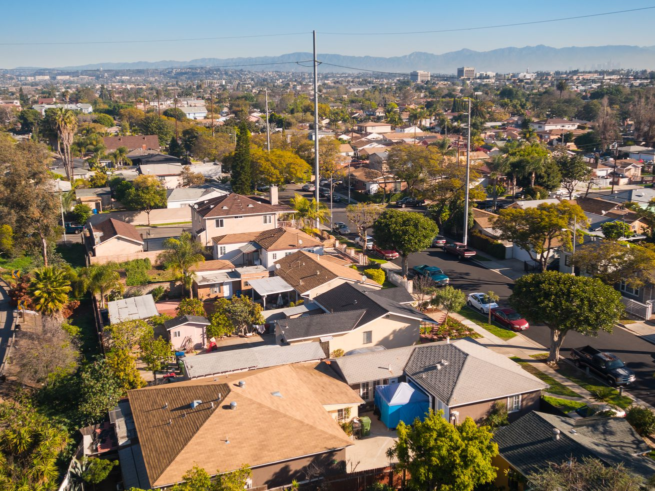 The city of Inglewood enacted a 45-day moratorium on rent hikes above 5 percent.