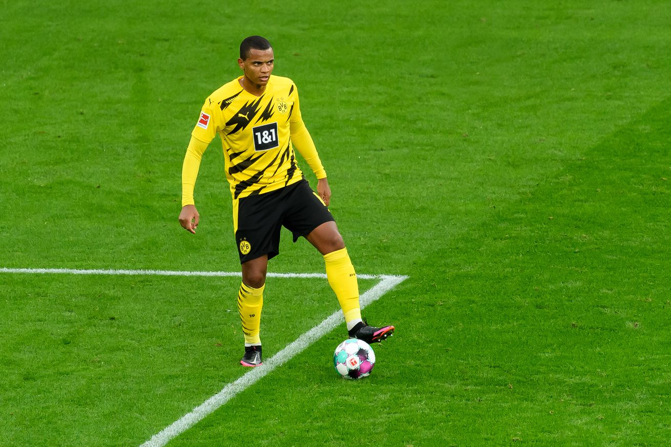 Akanji returns to training for first time after COVID-19 diagnosis