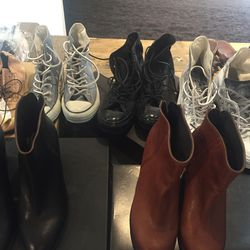 Assorted shoes, $50—$100