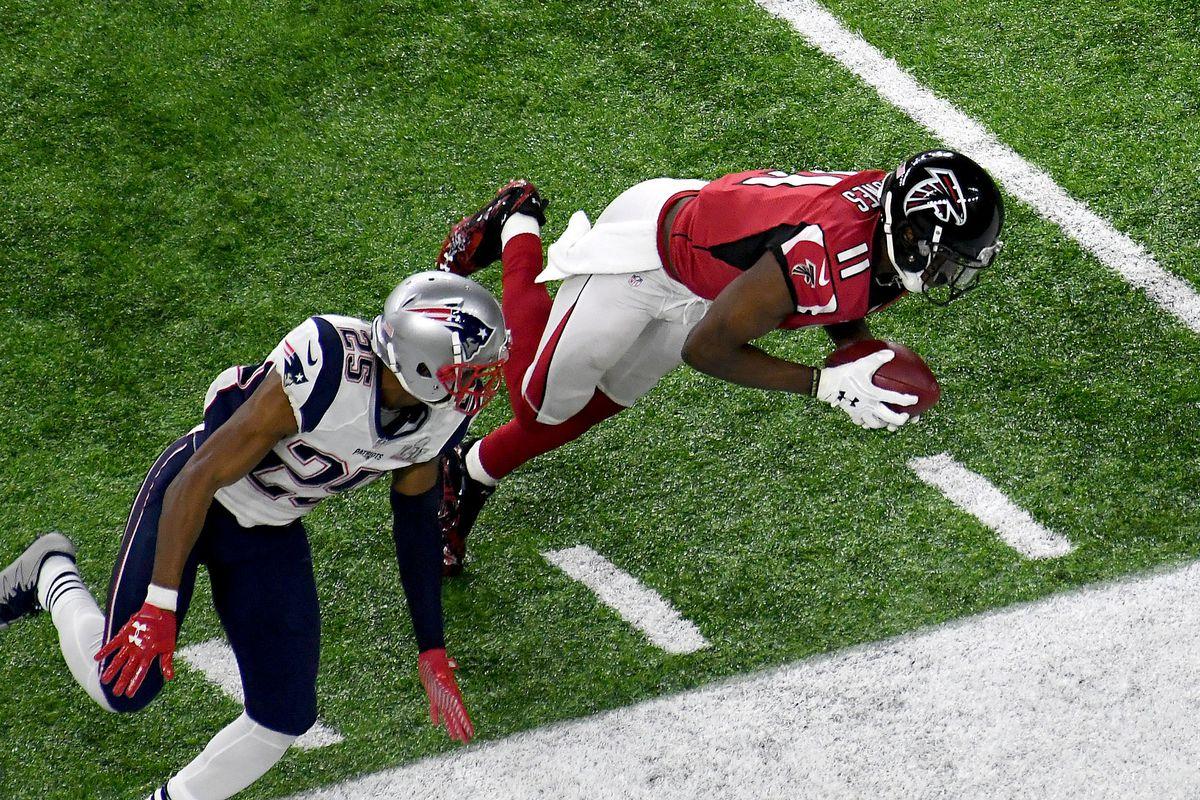 2017 Super Bowl Final Score Falcons 28 Patriots 34 The