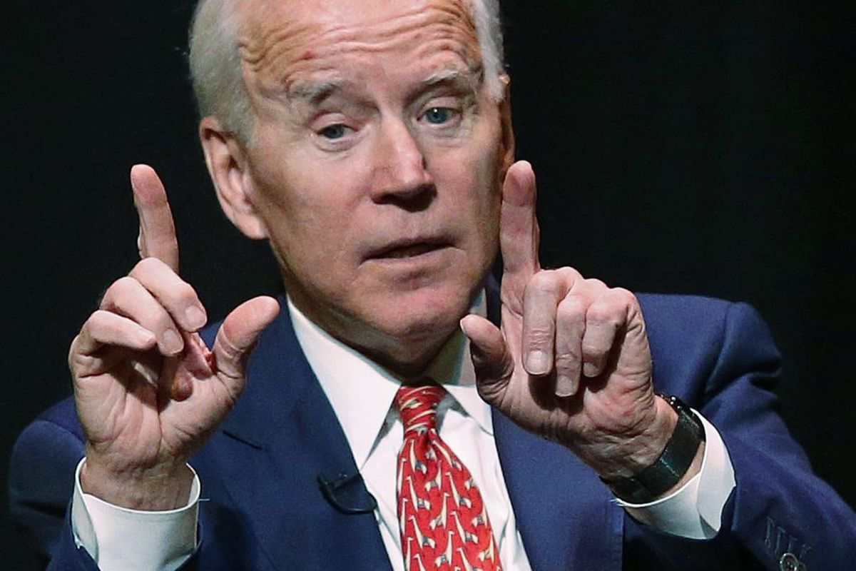Me And My Big Ideas Event Salt Lake City 2020 Biden close to making decision on 2020 run for president   Chicago