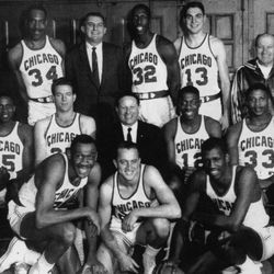 Chicago Majors1961-1962 (ABL)