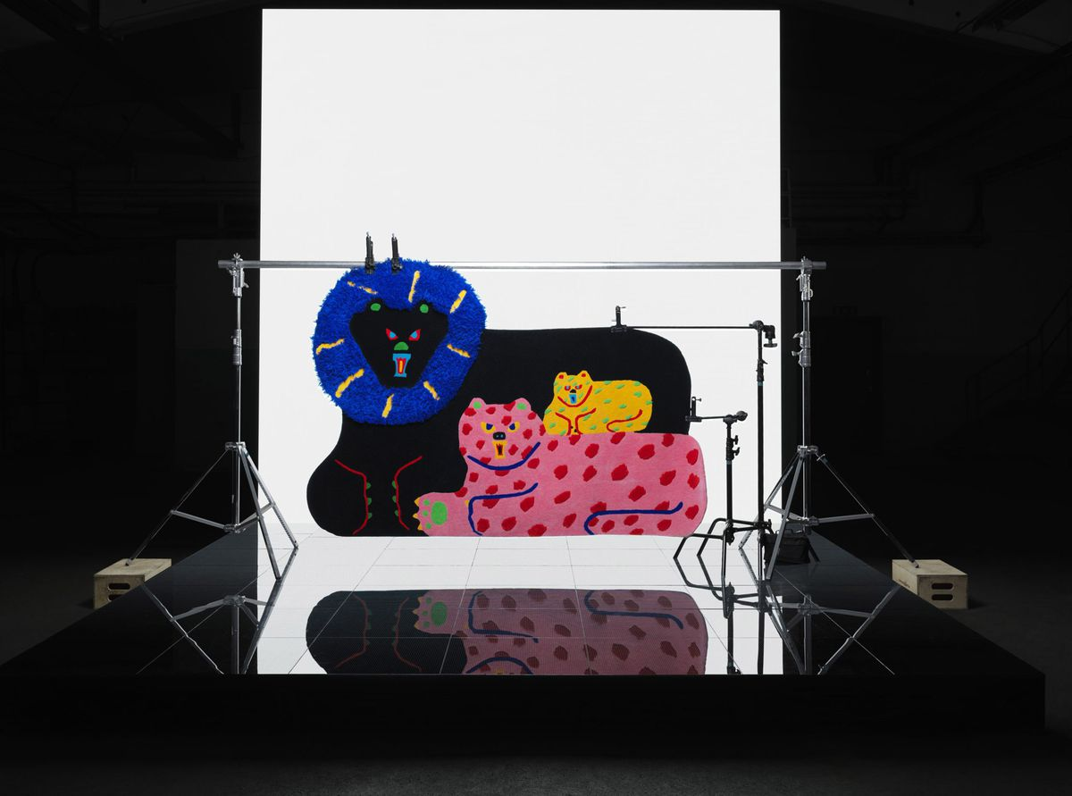 Ikea Art Event 2019 Introduces Fun Statement Rugs Curbed