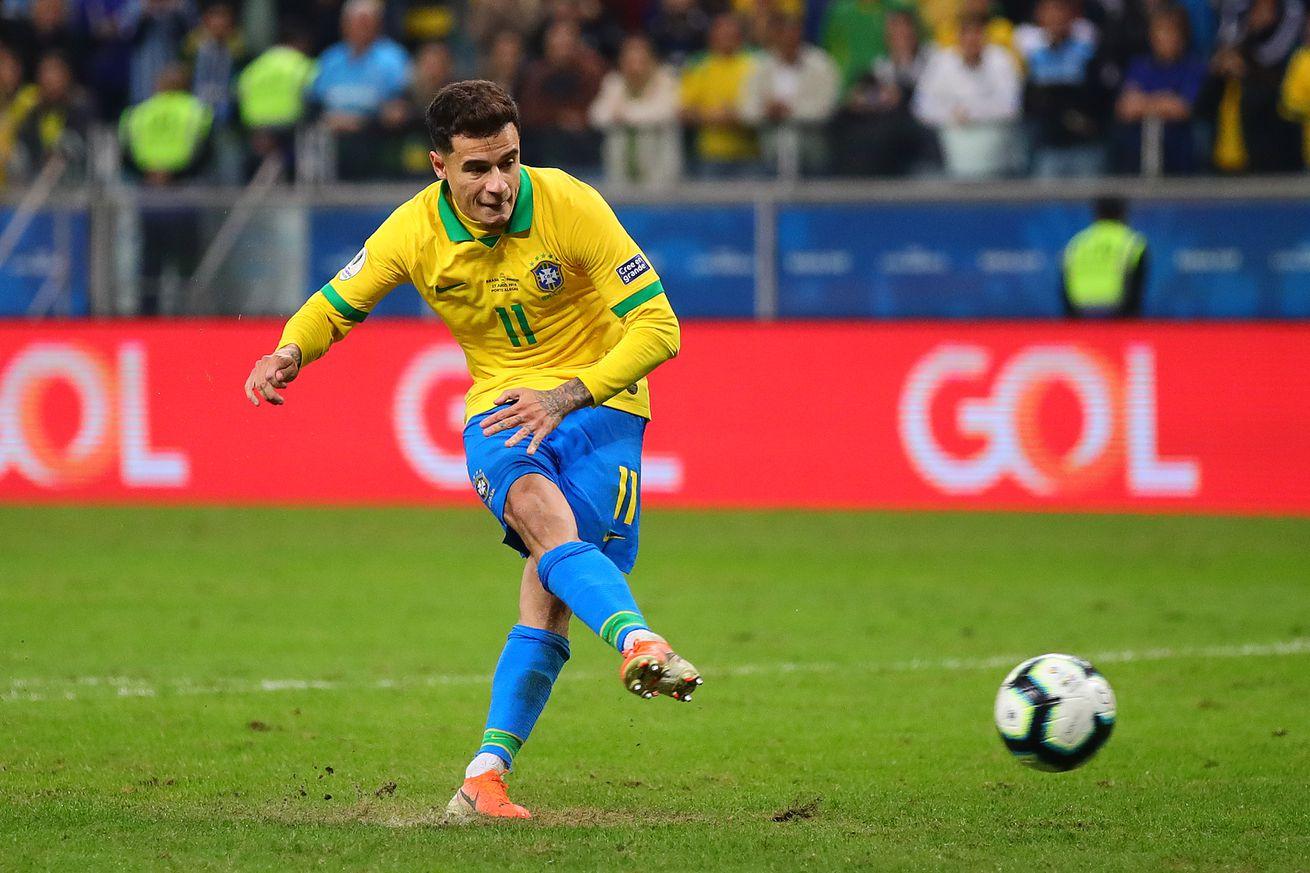 Brazil Vs Peru How To Watch Fc Barcelona Live News